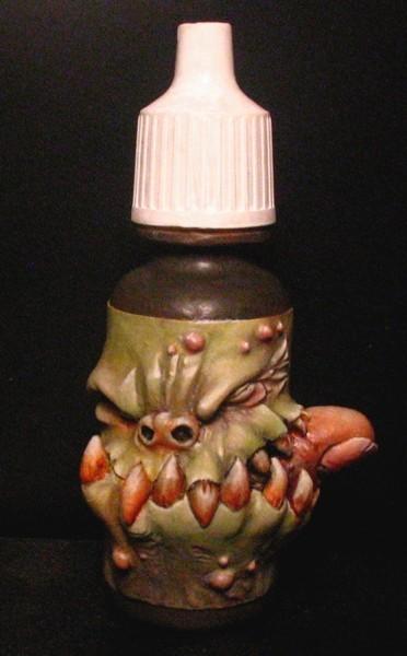 Le Kroc-doigt - MAOW - Echelle flacon de peinture acrylique Monstropot%20repus%20Asmo1